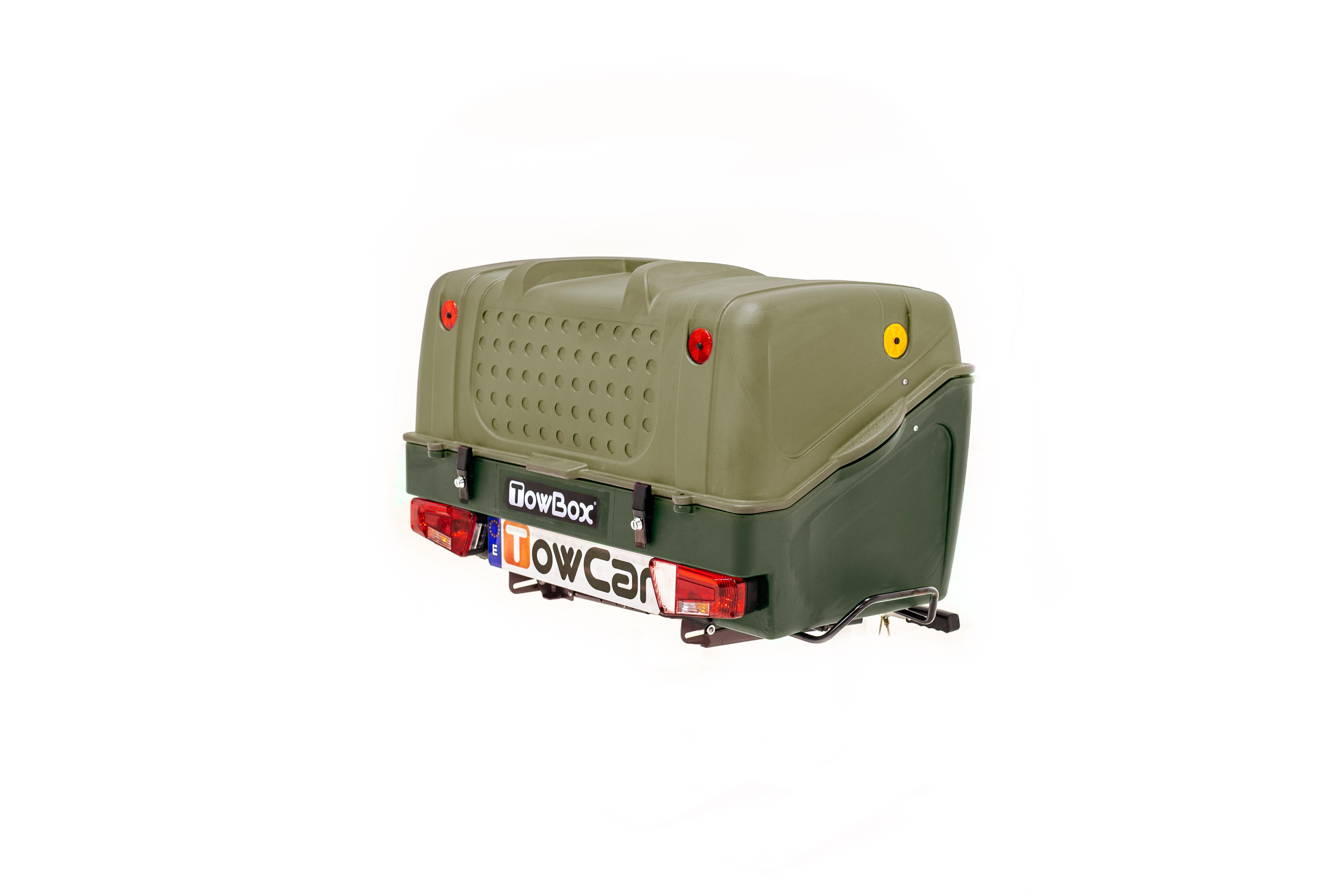 Towbox V1 Verde Towcar