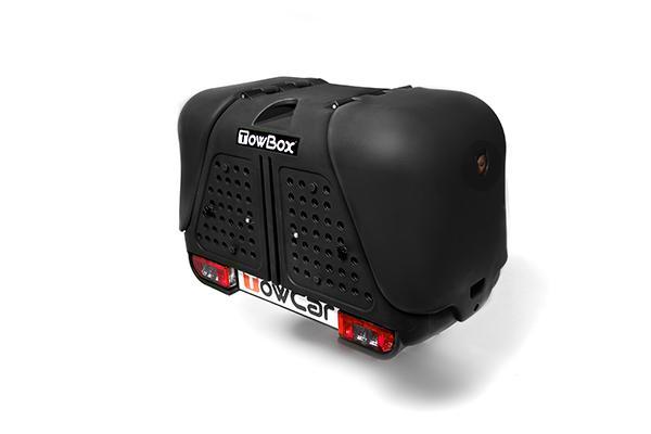 Towbox V2 black