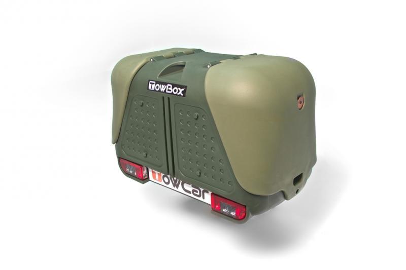 Towbox V2 verde Towcar