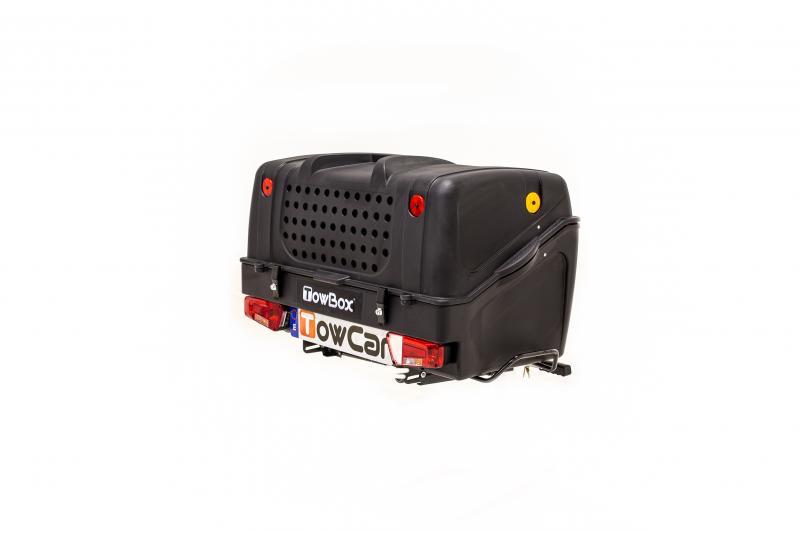 Towbox V1 dog negro